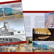 Associated Construction brochure