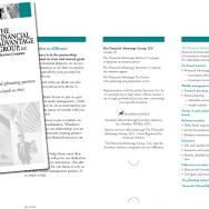 Financial Advantage brochure