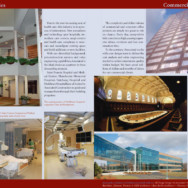 Associated Construction brochure