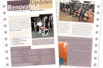 Healthtrax Renovation Update