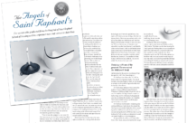 St Raphael nursing school booklet